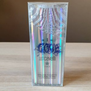 Just Cavalli I Love Him EDT 60ml - NOVO