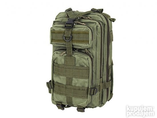Modular Medium ASSAULT PACK 15 L - Olive [8FIELDS]#310
